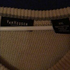 Shirts - Men's vanheusen sweater